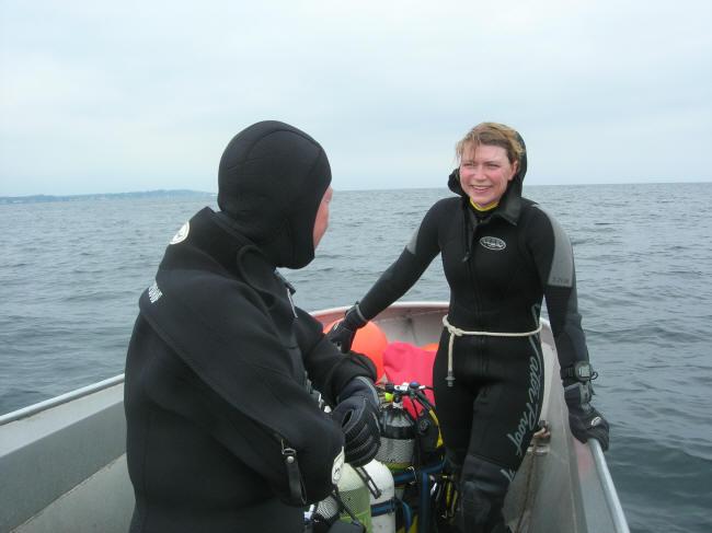 Kirsten og Mirjana