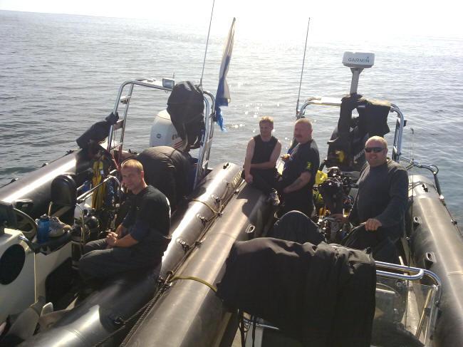 Hygge på Østersøen