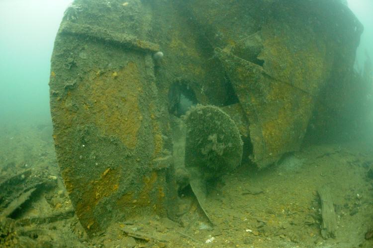 Themis flotte skrue