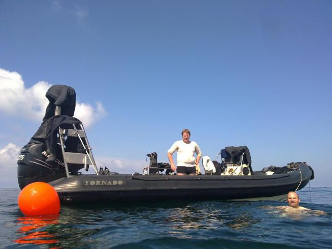 Sikkerheds dykker