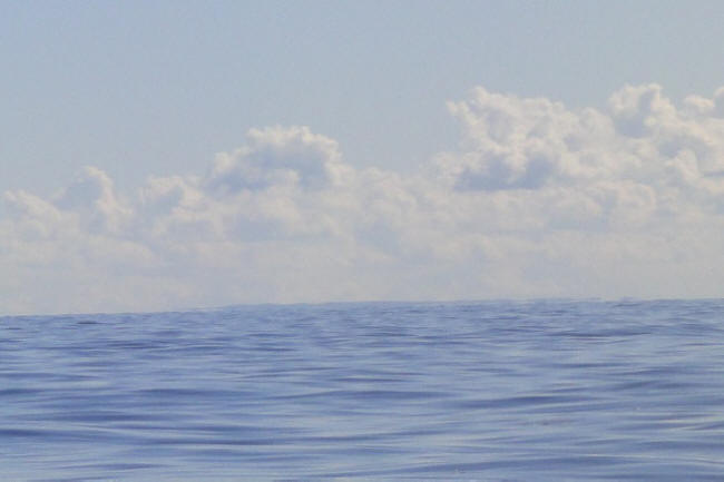 Rügen i horisonten