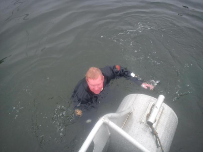 2. dykket