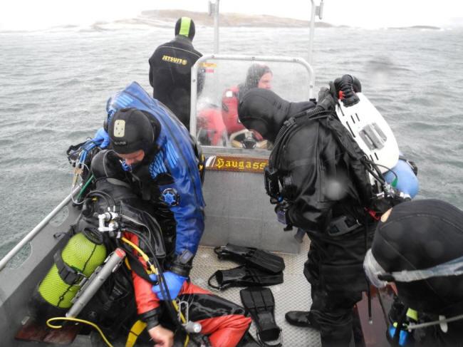 Dyk ved Gülskär