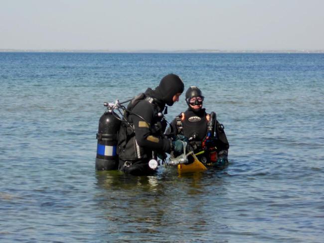 Safty dykkere