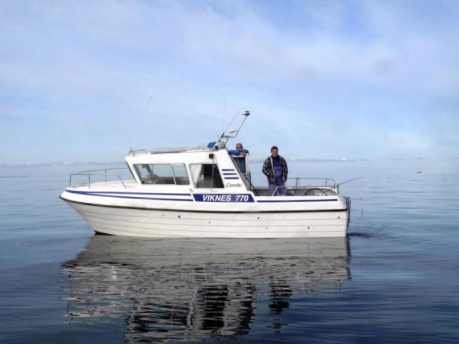 Nysgerrige fiskere