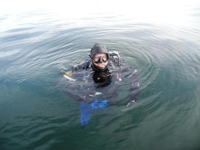 Dykker i overfladen