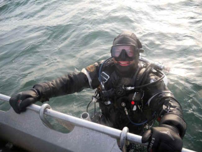 Dykkerskribent