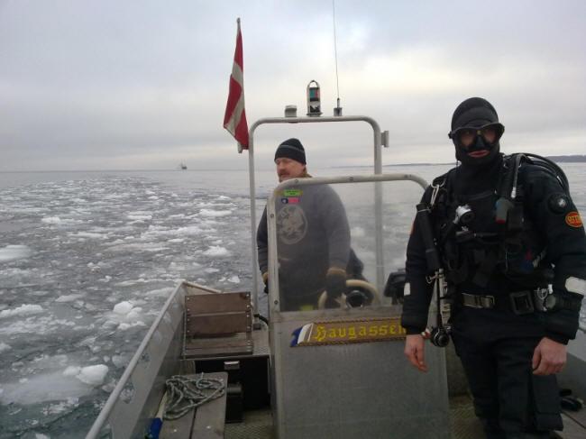 Is på vandet