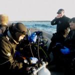 Nye dykkere på Otto