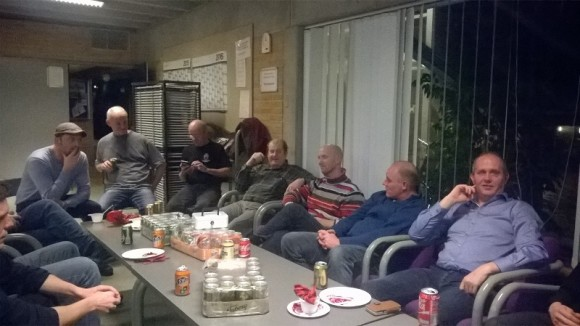 Juleafslutning 2015