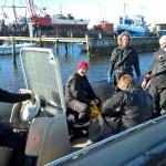 Onsdagsdyk på S.S. Snorre (Stenfragteren) 16. marts