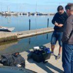 Tur fra Hundested - Themis og Anders Martin 28/5 2016