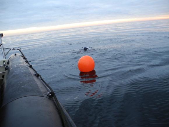 Østersøen som håbet - helt flad!