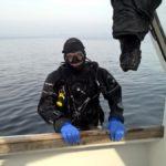1. april dyk på Robert