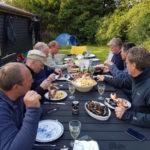 Undervandsjagt - Hummertur til Limfjorden d. 9-11/6 2017.