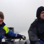 UV-Jagt Bådtur 1 til Ryggen 15/4 2018