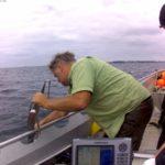 Samling af Havets Dronning og dyk på Cementbåden d. 15/7 2018