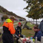 Undervandsjagt - Øresundstur med gæster d. 4/10 2018