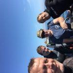 UV-jagt i Køge Bugt d. 24/8 2019