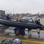 Undervandsjagt Øresund d. 20/10 2019.
