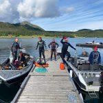 UV-jagt i Norge juli 2020